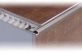 The highly decorative FLORENTOSTEP, with its classic, elegant Florentine design and high loading capacity make it ideal for protecting stair edges in all areas, both indoors and outdoors, in private dwellings, offices or public buildings. The extra-wide base i...