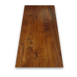 American Black Walnut is a tough and hard wood, with the colour ranging from light brown to a deep purple-brown.  The wood has a wavy grain and small tight burls. This prime grade wood gives the ultimate finish, looking fabulous in any home.  It machines well,...