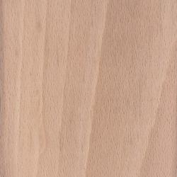 European Steamed Beech is pale cream in colour, sometimes with a pinkish hue. The wood has a straight grain with a fine texture. The steaming process makes this wood easy to machine and responds excellently to steam bending, making it suitable for complex cabi...