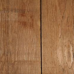 Douglas Fir has a light yellow sapwood and the heartwood is a warm, reddish brown. The grain is quite straight and has dark growth rings.  This wood is a great all-rounder, suitable for most types of floor, furniture, and construction. This wood is very hard w...