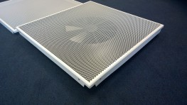 Perforated Swirl Diffusers image