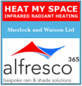 Heat My Space & Alfresco365 logo