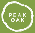 Peak Oak logo