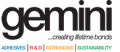 Gemini Adhesives logo