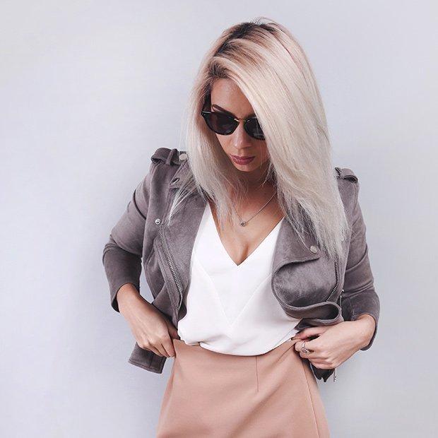 Leanne Lim-Walker wearing BALI SUN RX