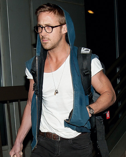 20f5092677 Get Ryan Gosling s Glasses Style