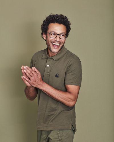 Men S Khaki Glasses Specsavers Uk