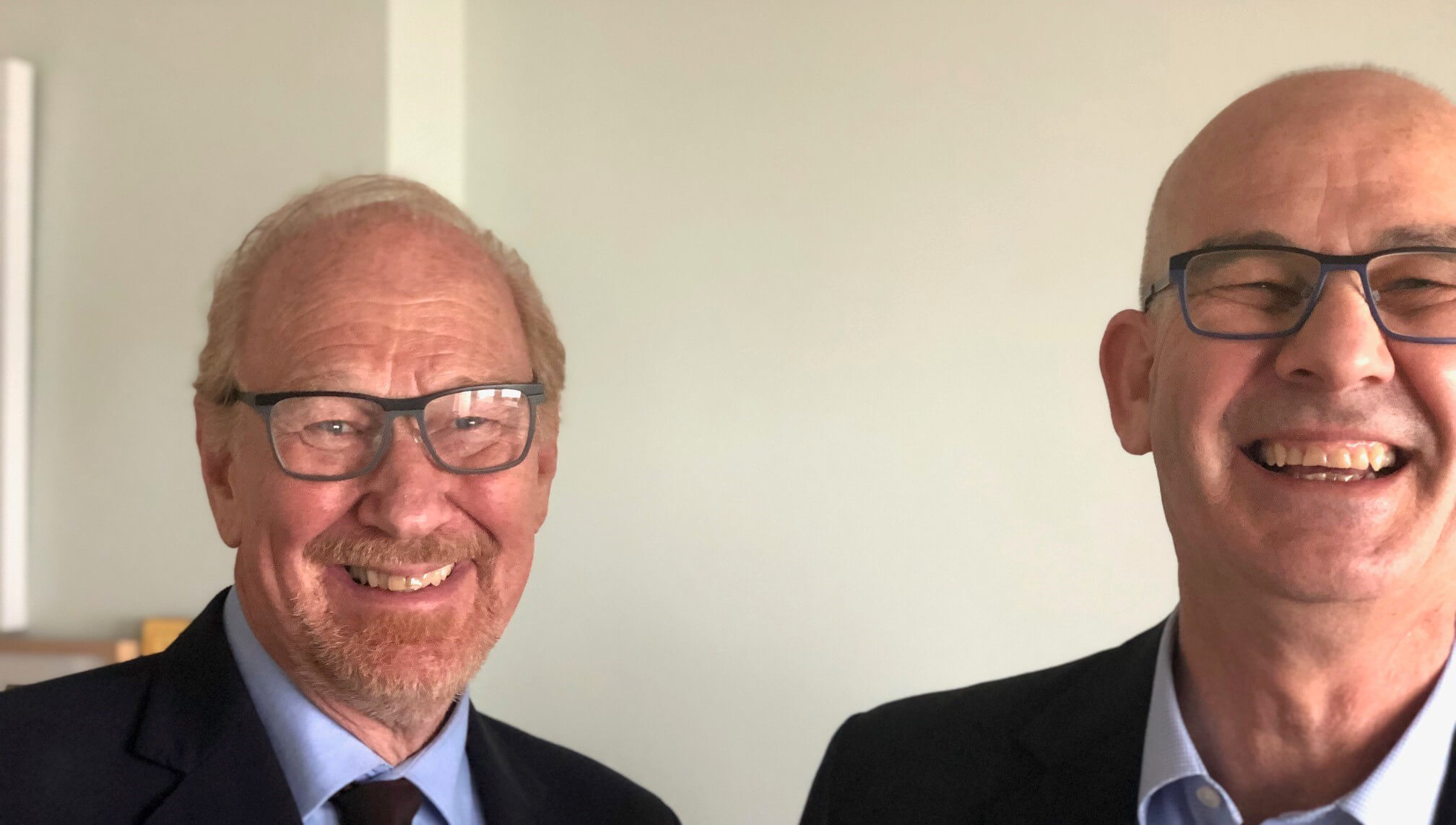 Meet Kiwi entrepreneur and inventor, Frank Austin, with Paul Austin