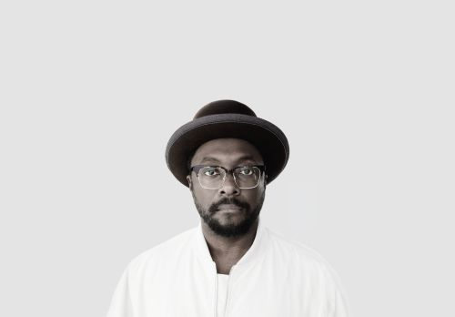 will.i.am has launched an exclusive eyewear collection at Specsavers