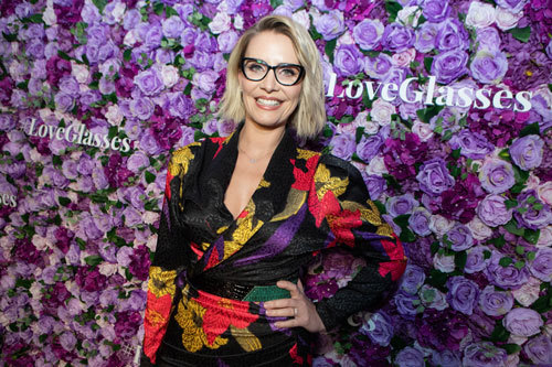 Spectacle Wearer of the Year Awards: Celebrity style