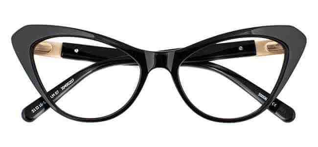 how to the cat s eye loveglasses
