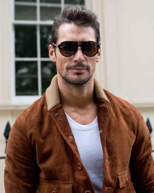 Get The Look David Gandy S Top Glasses Moments