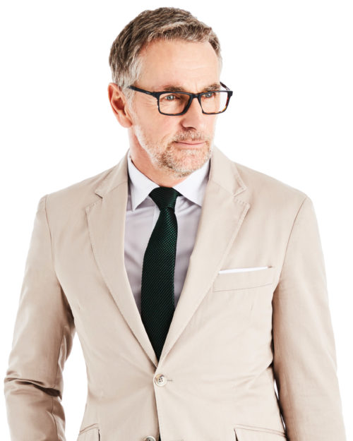 55daa142c85 How to style men s suits with glasses