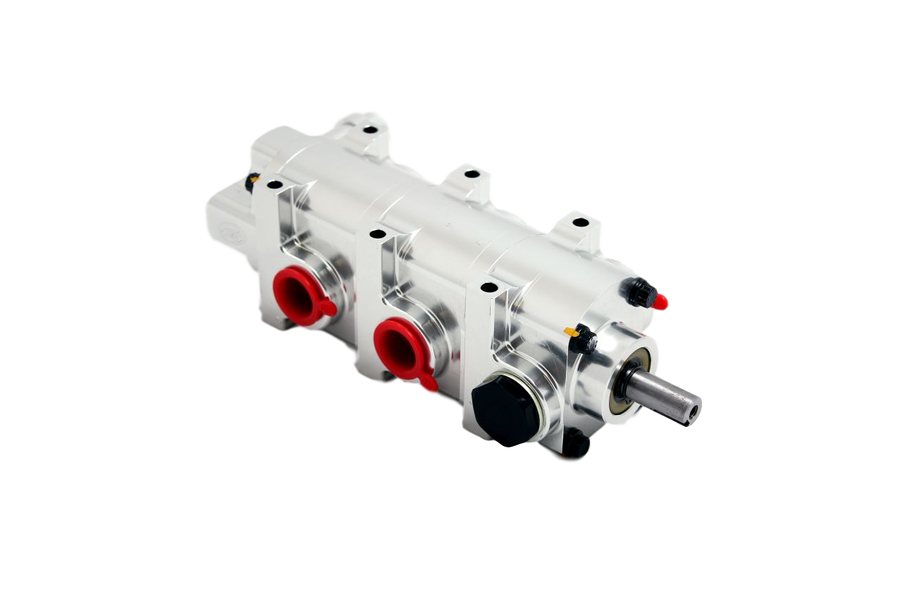 Cordis 3-Stage Oil Pump