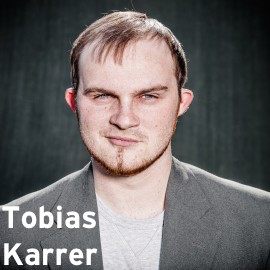 Spinnup Talent Scout Tobias Karrer