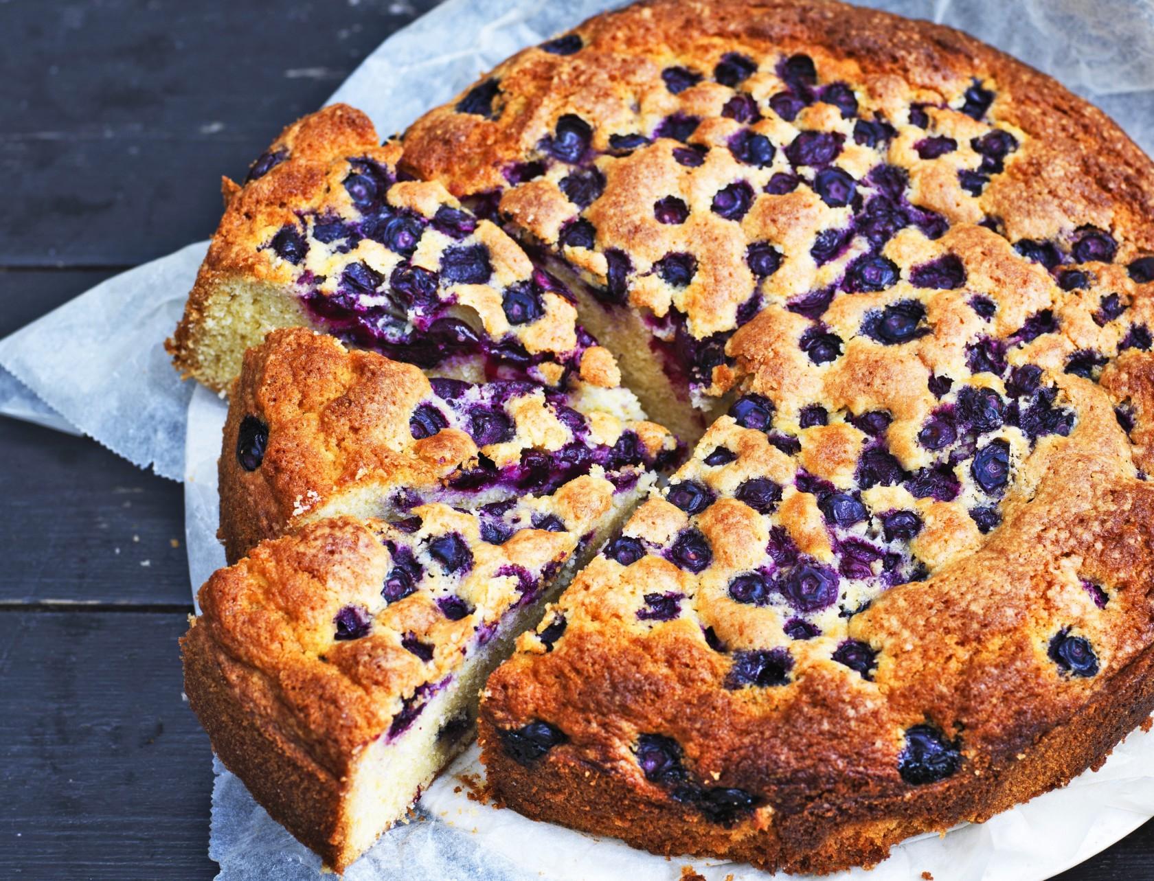 Pundkage - verdens nemmeste kage