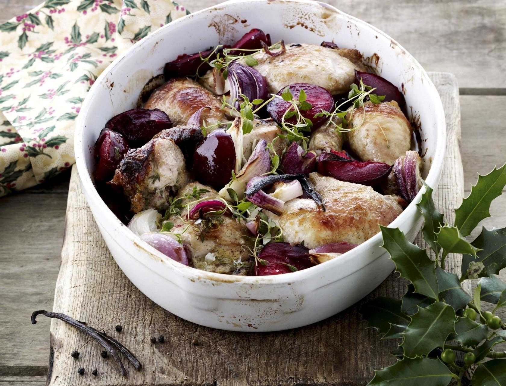 Kylling med sennep i ovn - nem og smagfuld opskrift!