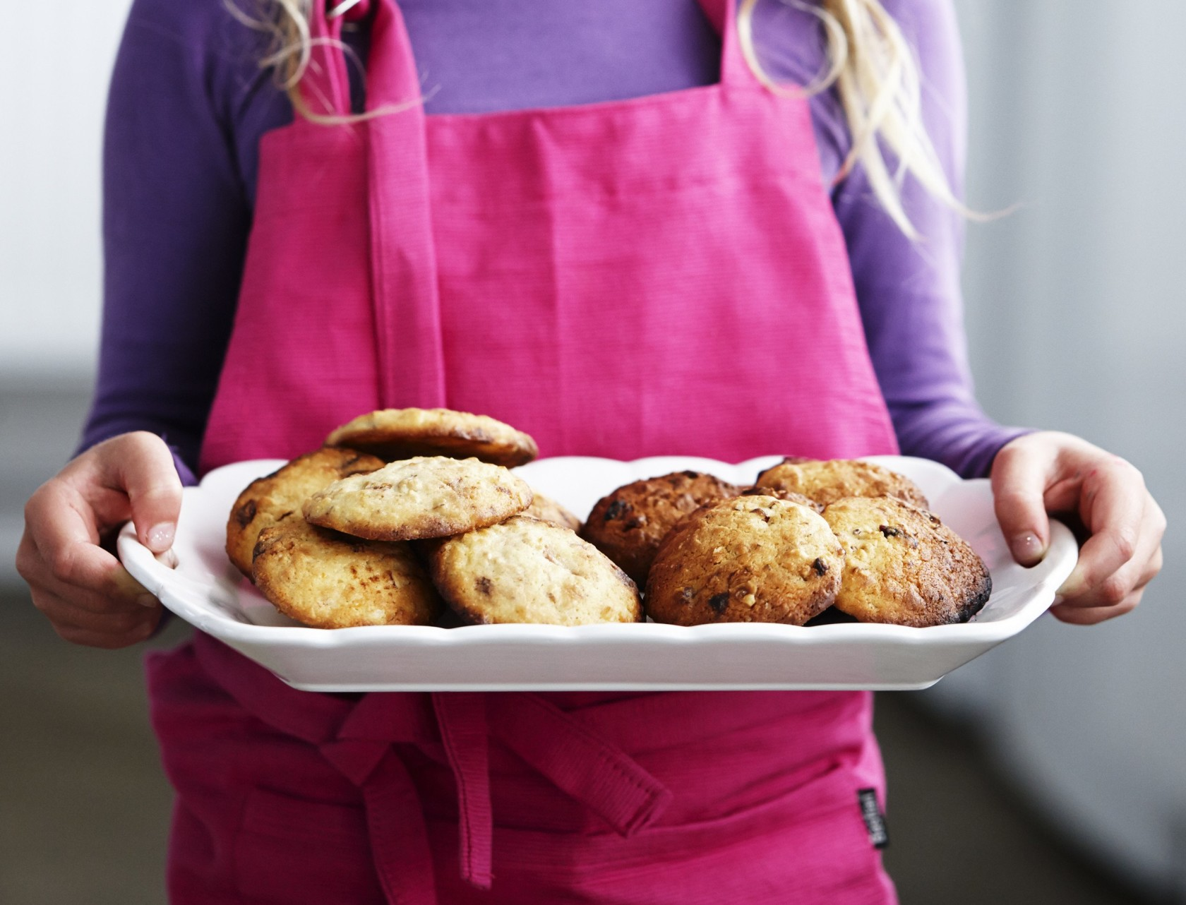Cookies med dit favoritfyld