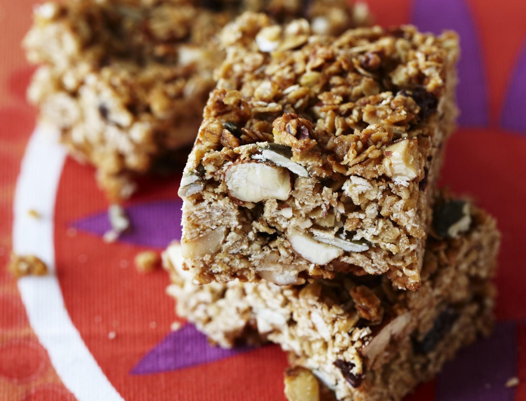 Myslibar med kerner og nødder - nem og lækker opskrift!