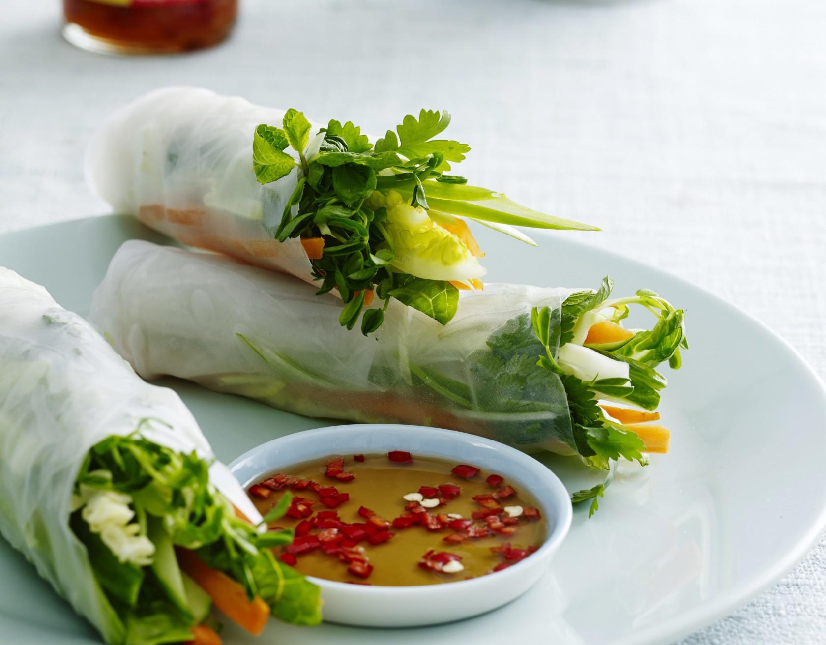 Vietnamesiske sommerruller