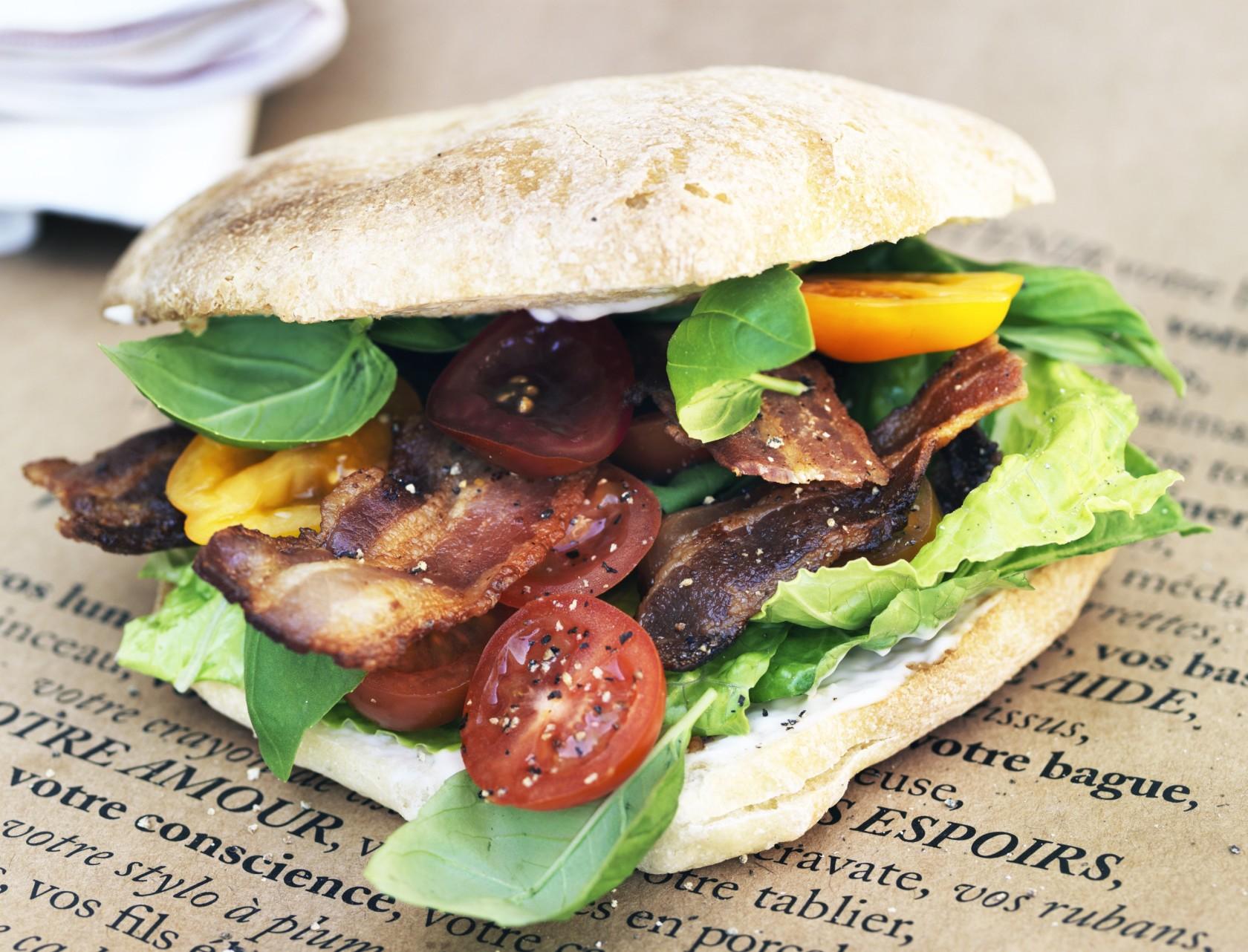 BLT-sandwich - den elskede klassiker
