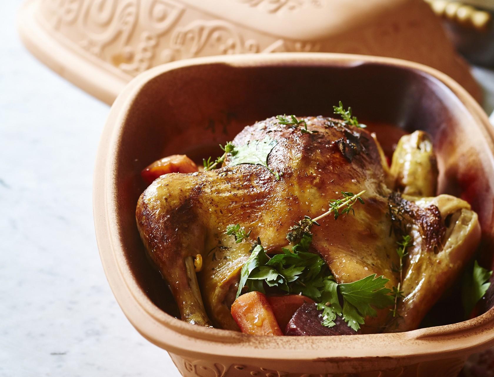 kylling stegt i stegeso