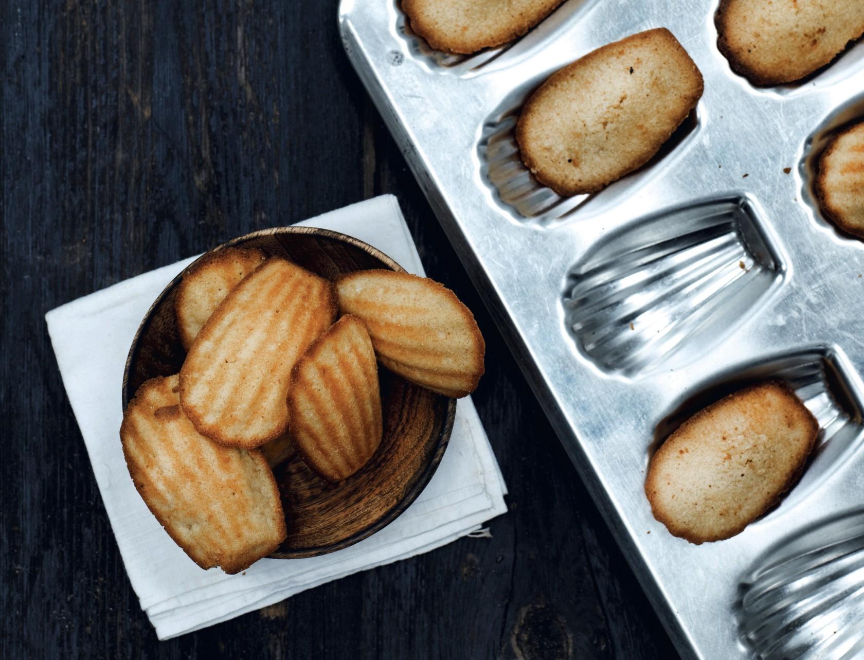 Madeleinekager – klassisk og lækker opskrift