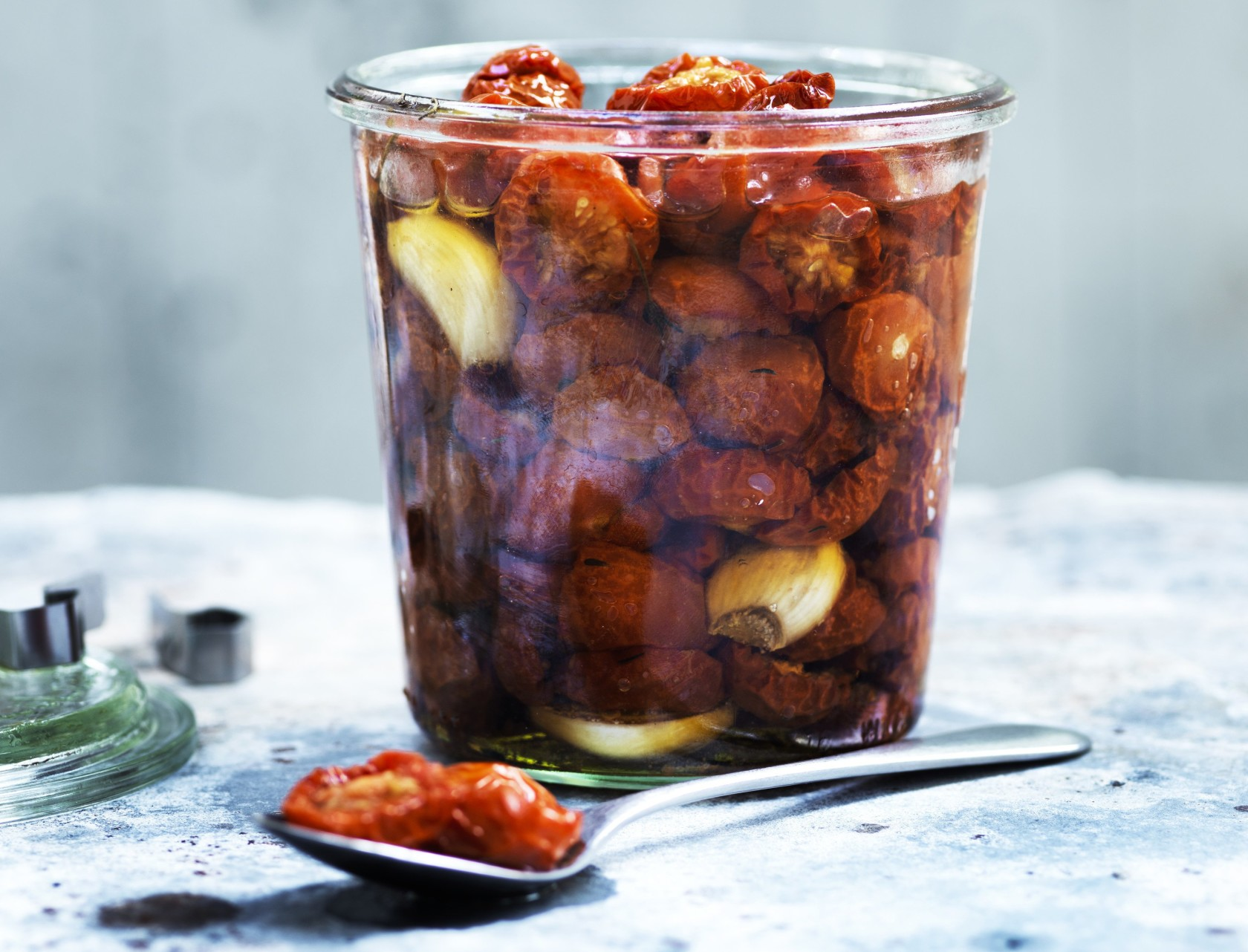 Semidried tomater - den bedste opskrift!