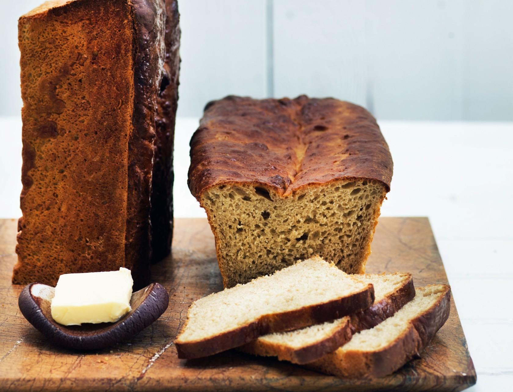 Lækkert og luftigt franskbrød - gammeldags opskrift!