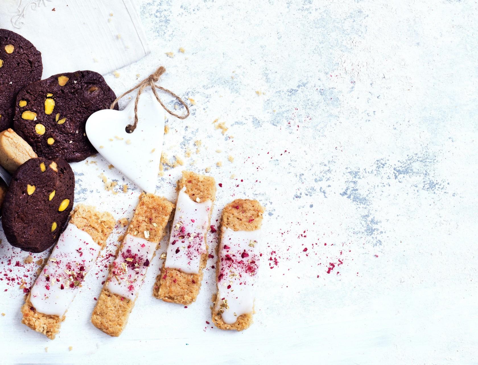 Fedtebrød med glasur - lækre julesmåkager!