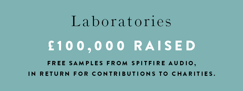 Spitfire Audio Labs - A Big Thank You! - KVR Audio