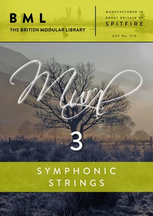 SYMPHONIC STRINGS VOLUME  3