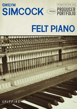 GWILYM SIMCOCK - FELT PIANO