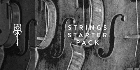 STRINGS STARTER PACK