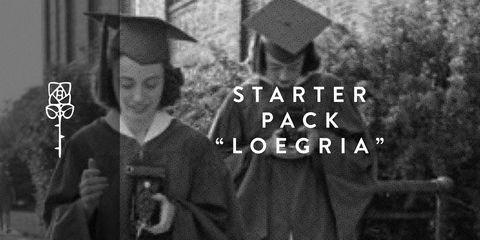 THE STARTER PACK (LOEGRIA)