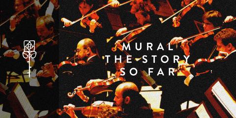 BML - STORY SO FAR 'MURAL'