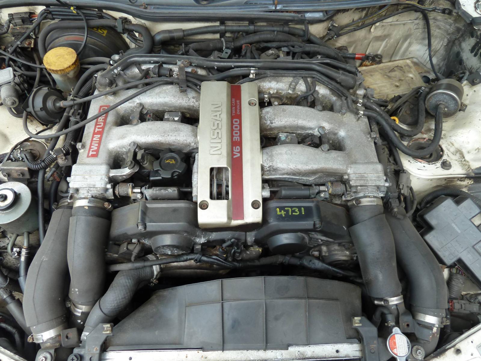 View Auto part Engine NISSAN 300ZX 1990
