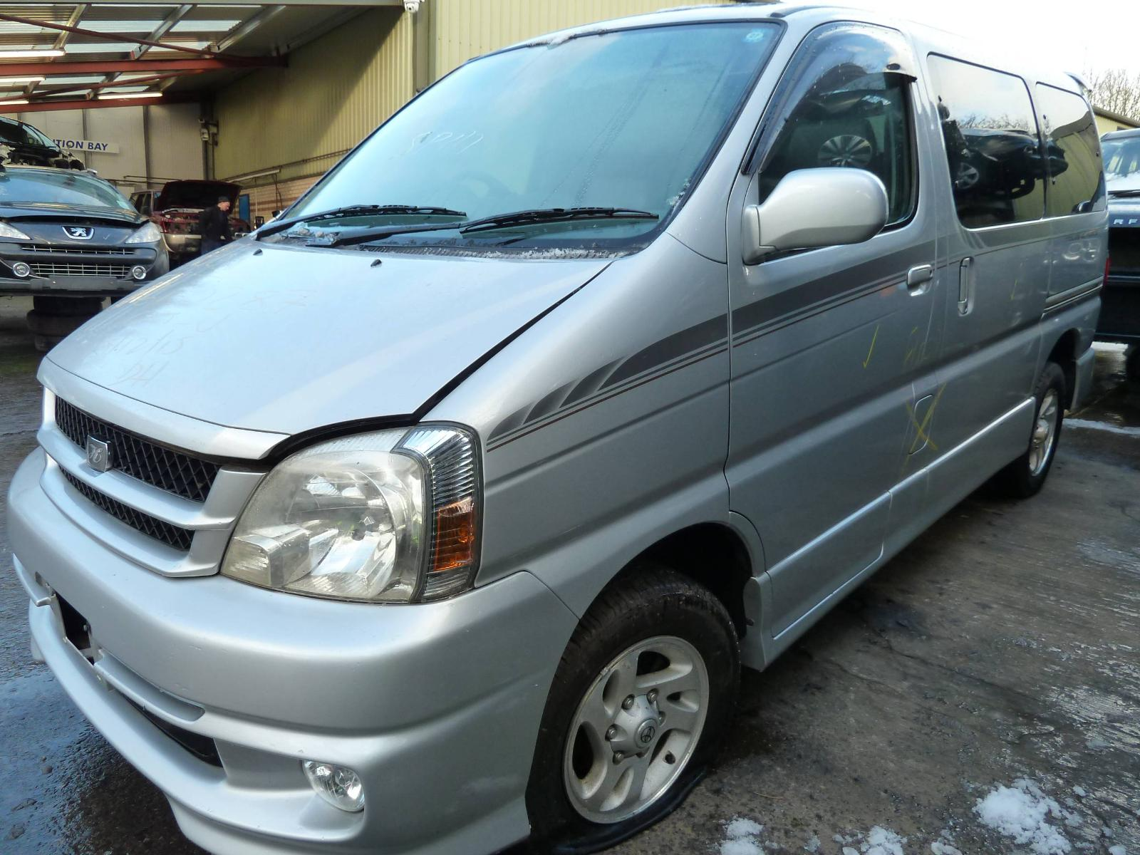 Image for a TOYOTA HIACE 2002 Unknown Suv