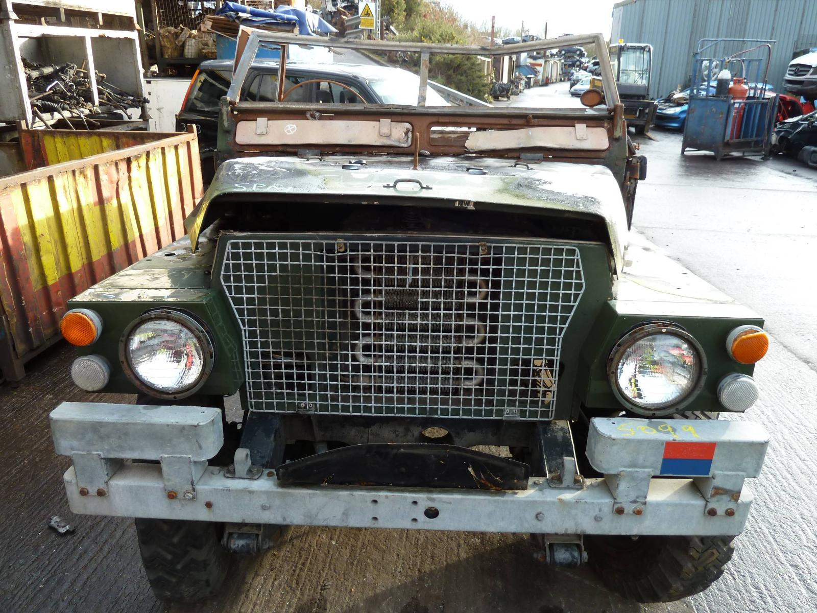 Image for a LAND ROVER SERIES III 1980 Unknown Suv