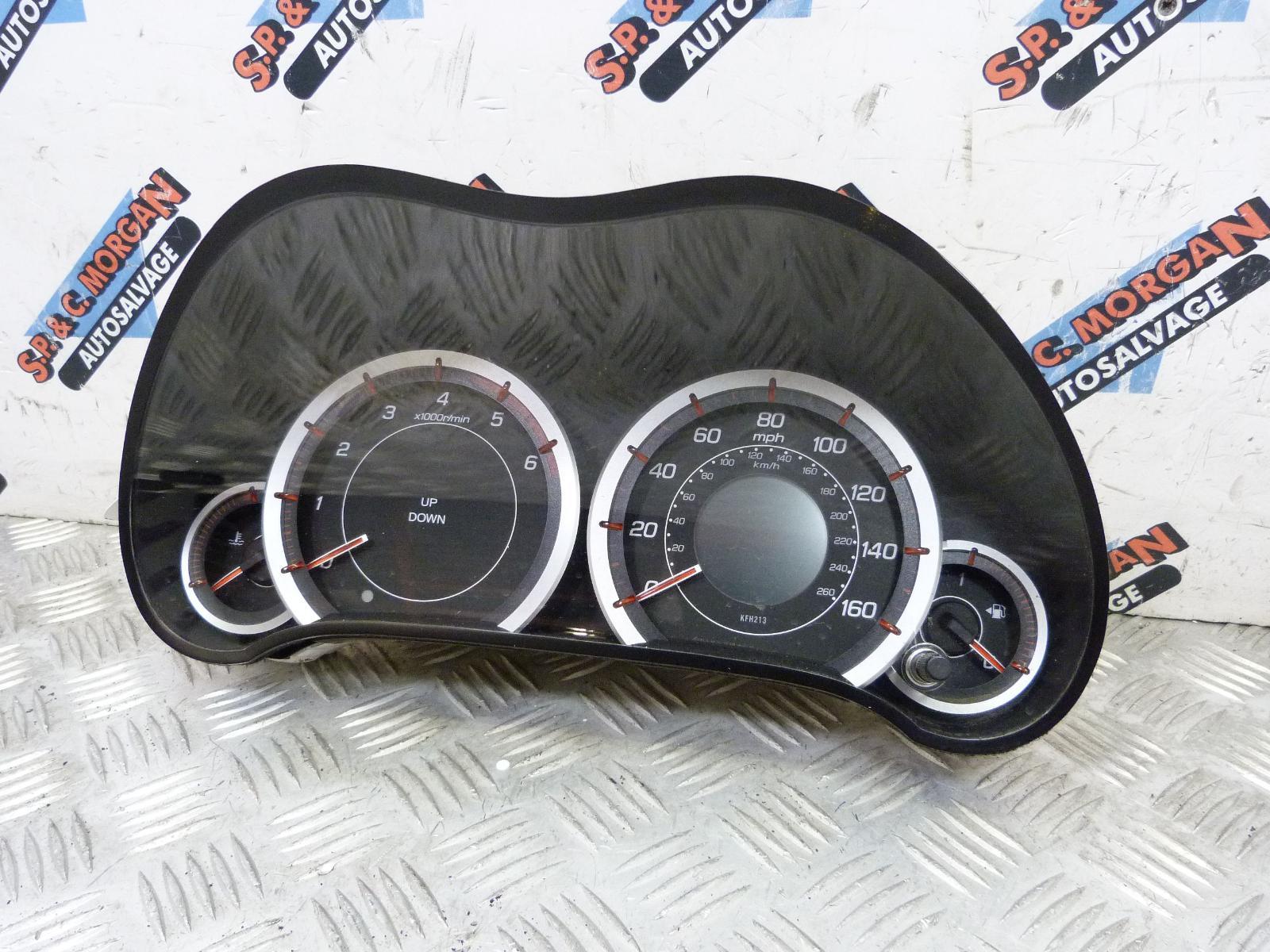 View Auto part Speedometer HONDA ACCORD 2009