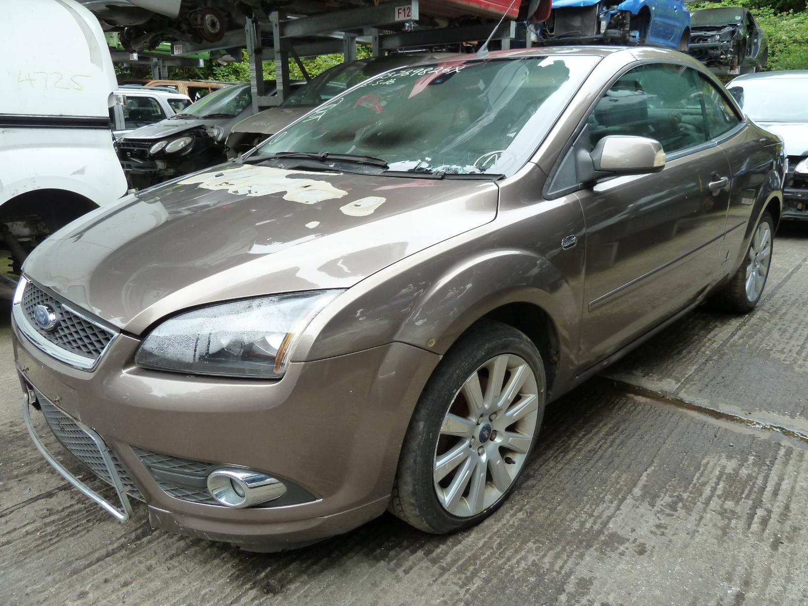 Image for a FORD FOCUS 2008 2 Door Convertable