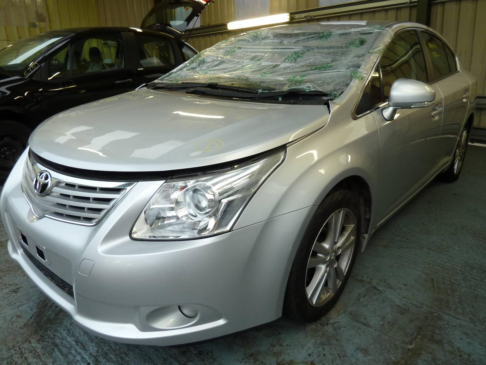 Image for a TOYOTA AVENSIS 2009 4 Door Saloon
