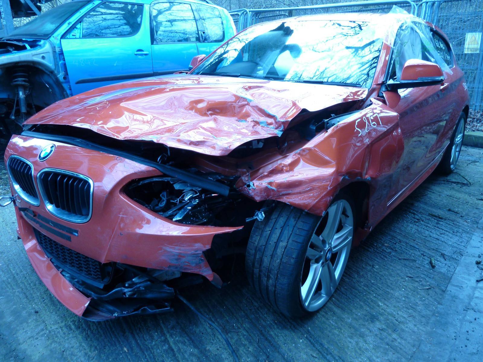 Image for a BMW 1 SERIES 2012 3 Door Hatchback