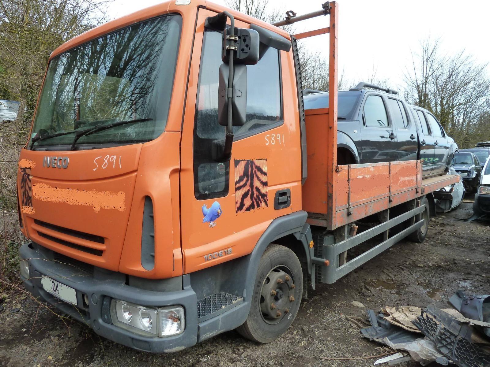 Image for a IVECO EURO CARGO 2004 2 Door Truck