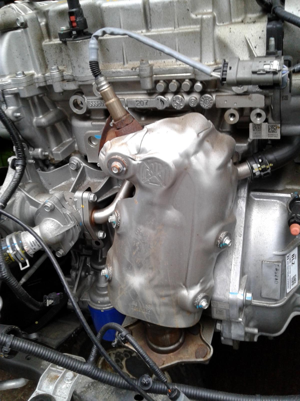 View Auto part Catalytic Converter VAUXHALL VIVA 2016