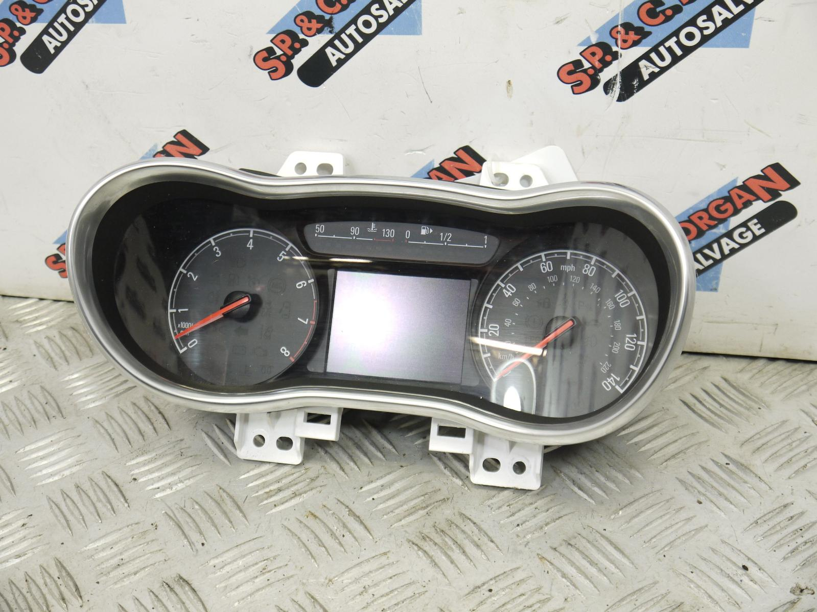 View Auto part Speedometer VAUXHALL VIVA 2016