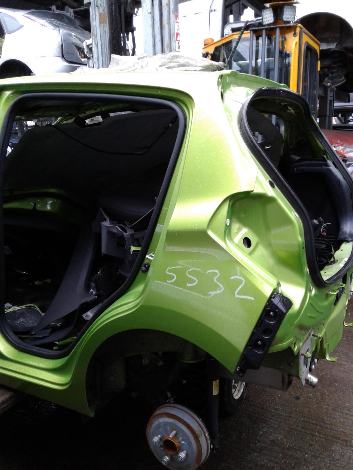 View Auto part L Quarter Panel VAUXHALL VIVA 2016