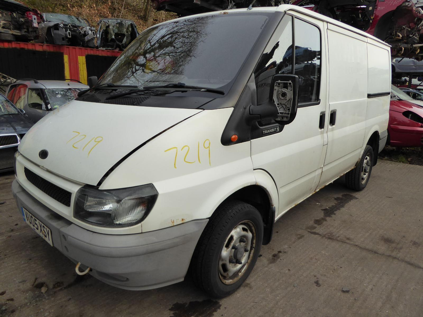 Image for a FORD TRANSIT 2005 Unknown Van