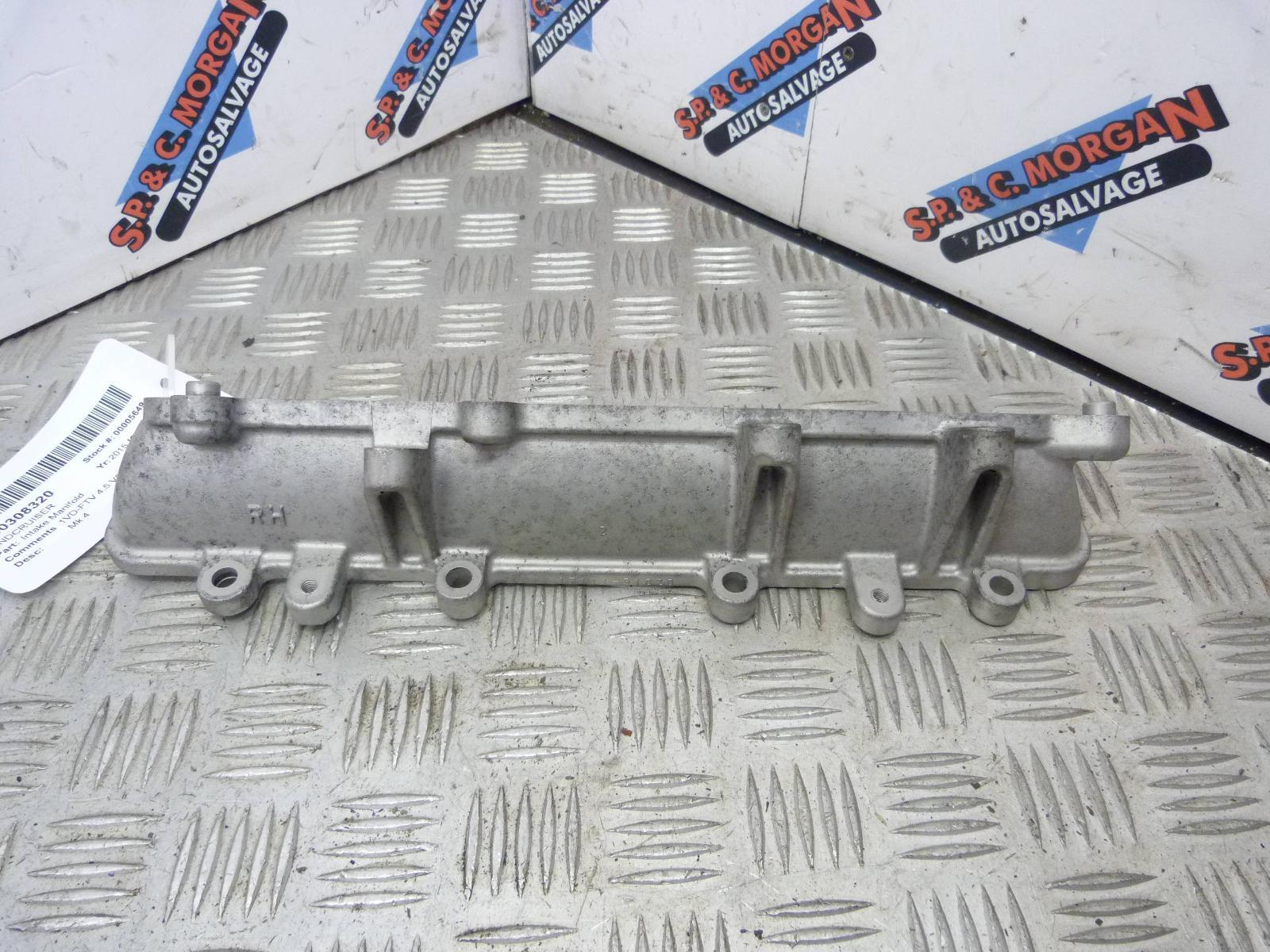 View Auto part Intake Manifold TOYOTA LAND CRUISER 2015
