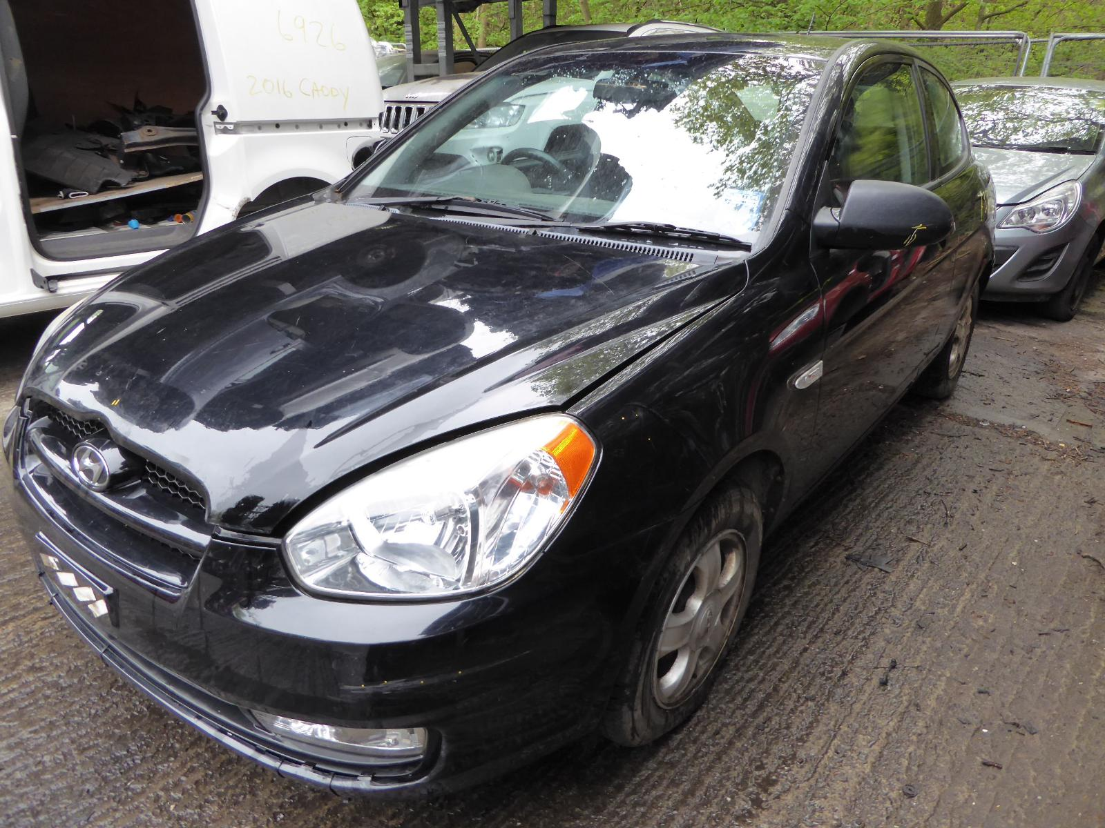Image for a HYUNDAI ACCENT 2007 3 Door Hatchback